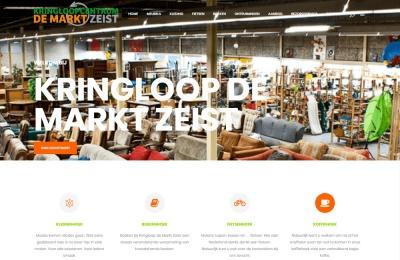 kringloop de markt zeist website